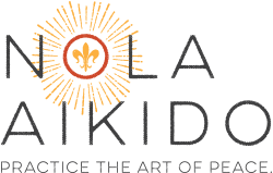NOLA Aikido Logo